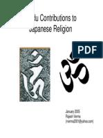 Hindu Influence on Japan