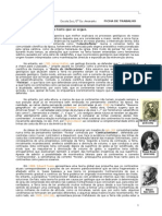 Ficha n.º1 - Período Pré-wegeneriano