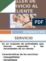 Semana 1 Servicio Al Cliente