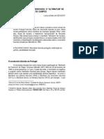 Azevedo - O Ultimatum de Álvaro de Campos (Artigo 2012 - Revista Ensaios de História)