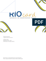 Manual Rio Card -