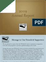 Whale 2009