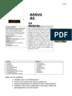 Cine y Tutoría_Arrugas