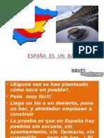 España es un Bar