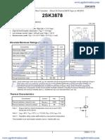 Data Sheet 2 Sk 3878