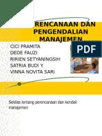 akuntansi internasinal Presentasi sistem Pengendalian Manajemen