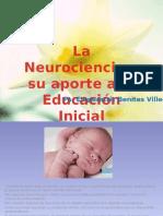 La neurociencia y su aporte a la educacion inicial