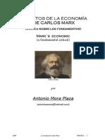 Aspectos de La Economía de Karl Marx