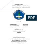 Laporan Praktikum PAPLC-TSS dan TDS