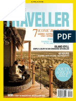 National Geographic Traveller - Spring Summer 2011 (South Africa)