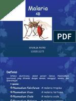 Diskusi Malaria