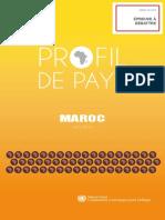 Maroc 2015 Selon Les Nations Unies