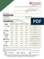 Cotizacion Autocompara Santander