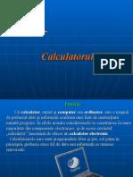 Calculator curs