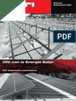 Energia Solar Hilti