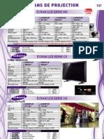 Audiovisuel - Ecrans Video LCD