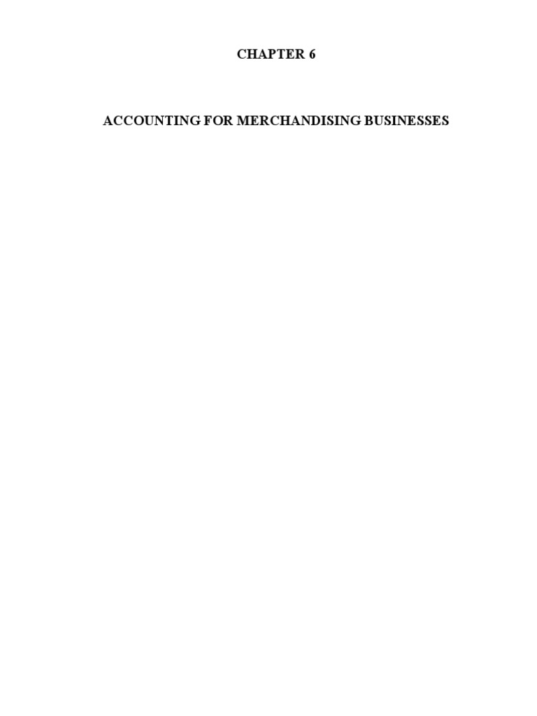 bus5431 managerial accounting chapter 7 exercise 7 6