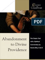 Abandonment to Divine Providence  - excerpt