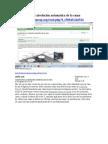 Control Servo y Nivelación Automática de La Cama