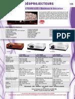 Audiovisuel - Videoprojecteurs