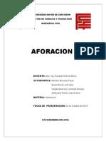Proyecto Hidraulica II