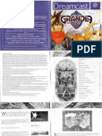 Grandia II - Manual - DC