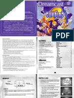 Gunbird 2 - Manual - DC