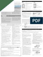 Hardware - Visual Memory Unit - Manual - DC