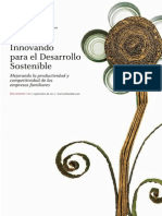 Innovando Para El Desarrollo Sostenible 1