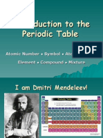 Periodic Table ppt