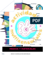 Aprendizaje Multisensorial 1