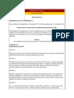Decreto 2217 - 1992 Control de Ruido Ambiental