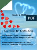 Kinetika Reaksi