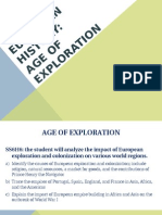 age of exploration guided notes