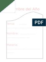 Nombre Del Año-PORTADA