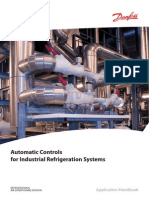 Automatic Controls for Industrial Refrigeration Systems