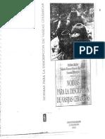 Balfet, et al. - Normas Para La Descripcion De Vasijas Ceramicas.pdf