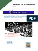 Schillerinstitute.org-Schiller InstituteTHE NEW DARK AGE the Frankfurt School and Political Correctness