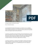 Turmequé Boyacá celebra Sus Pinturas Murales