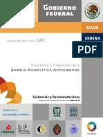 Anemia Hemolítica Autoinmune Adquirida