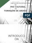 TFG Centro Cultural en Torrejon de Ardoz