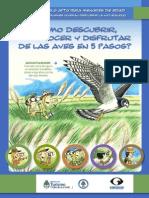 Cuadernillo de Observacion de Aves Para Chicos