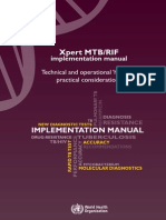 Xpert Implementation Manual