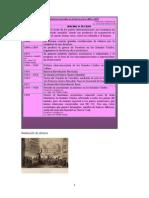 Aconteciinetos Ocurridos en America Entre 1840 y 1929 Biografias de Morazan Barrios Carrera Lincoln Juarez Bolivar Marti