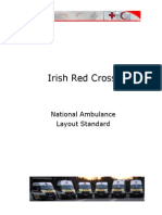 National Ambulance Layout Standards