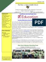Newsletter 11-2-15