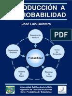 Probabilidades por Jose Luis Quintero
