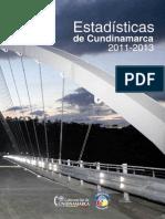 Estadísticas de Cundinamarca
