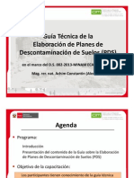 Ppt Guía Pds