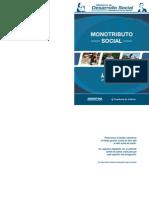 Cuadernillo Qué Es El Monostributo Social Actualizado
